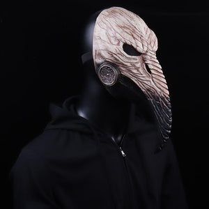 """Evolved"" Plague Doctor Mask - All Hallow Evening"