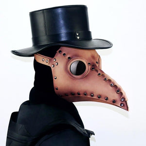 """California Thrasher"" Plague Doctor Mask - All Hallow Evening"