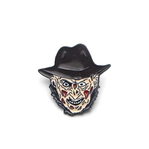 Freddy Krueger Pin - All Hallow Evening