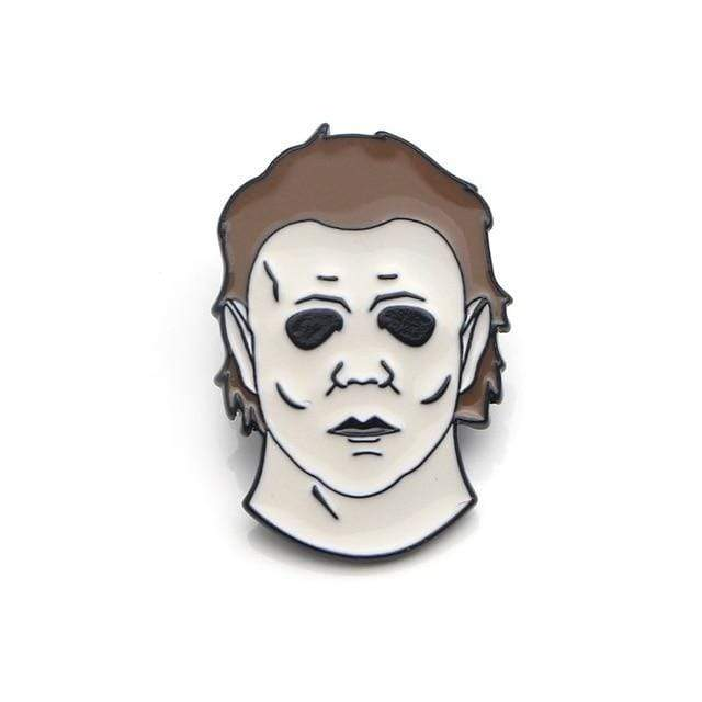 Michael Myers Pin - All Hallow Evening