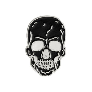"""Skull Town"" Pin Collection - All Hallow Evening"