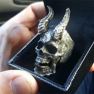 """King of Demons"" Ring - All Hallow Evening"