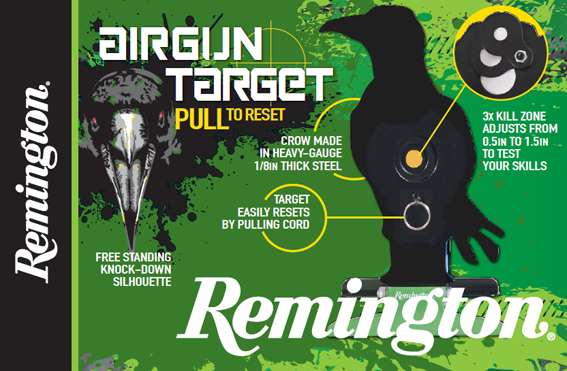 REMINGTON TARGETS - AUTO & PULL RESET