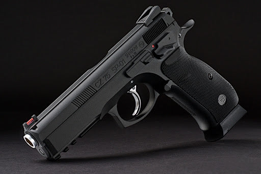 CZ SP-01 SHADOW 4.5MM BB CO2 PISTOL