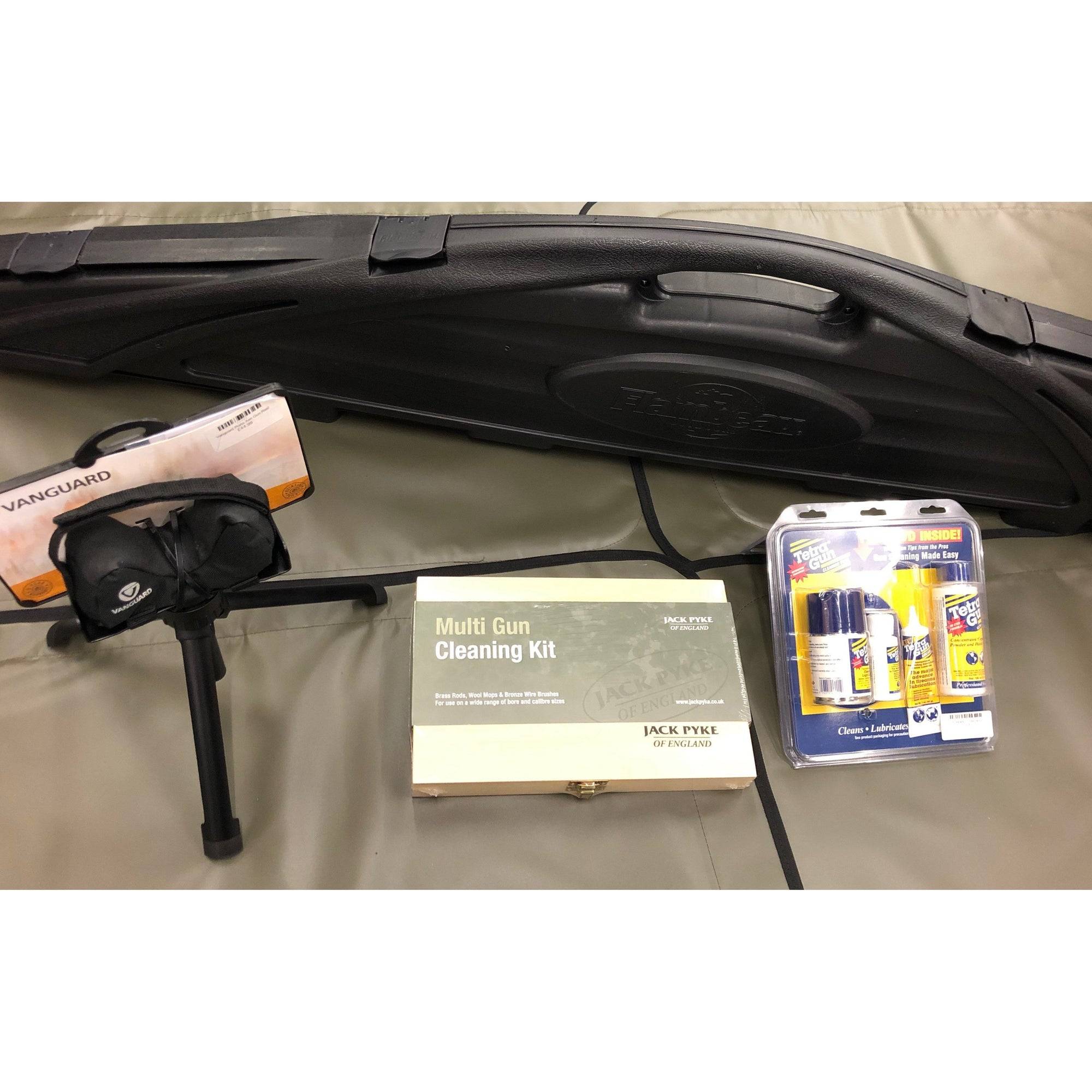 Rifle Accessory Package - AirGuns-Liverpool