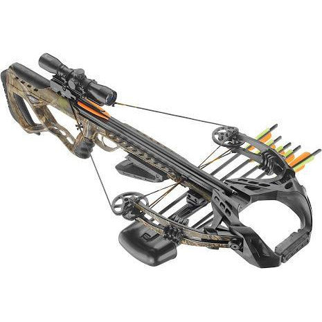 EK Archery Guillotine-X Compound Crossbow 185lbs