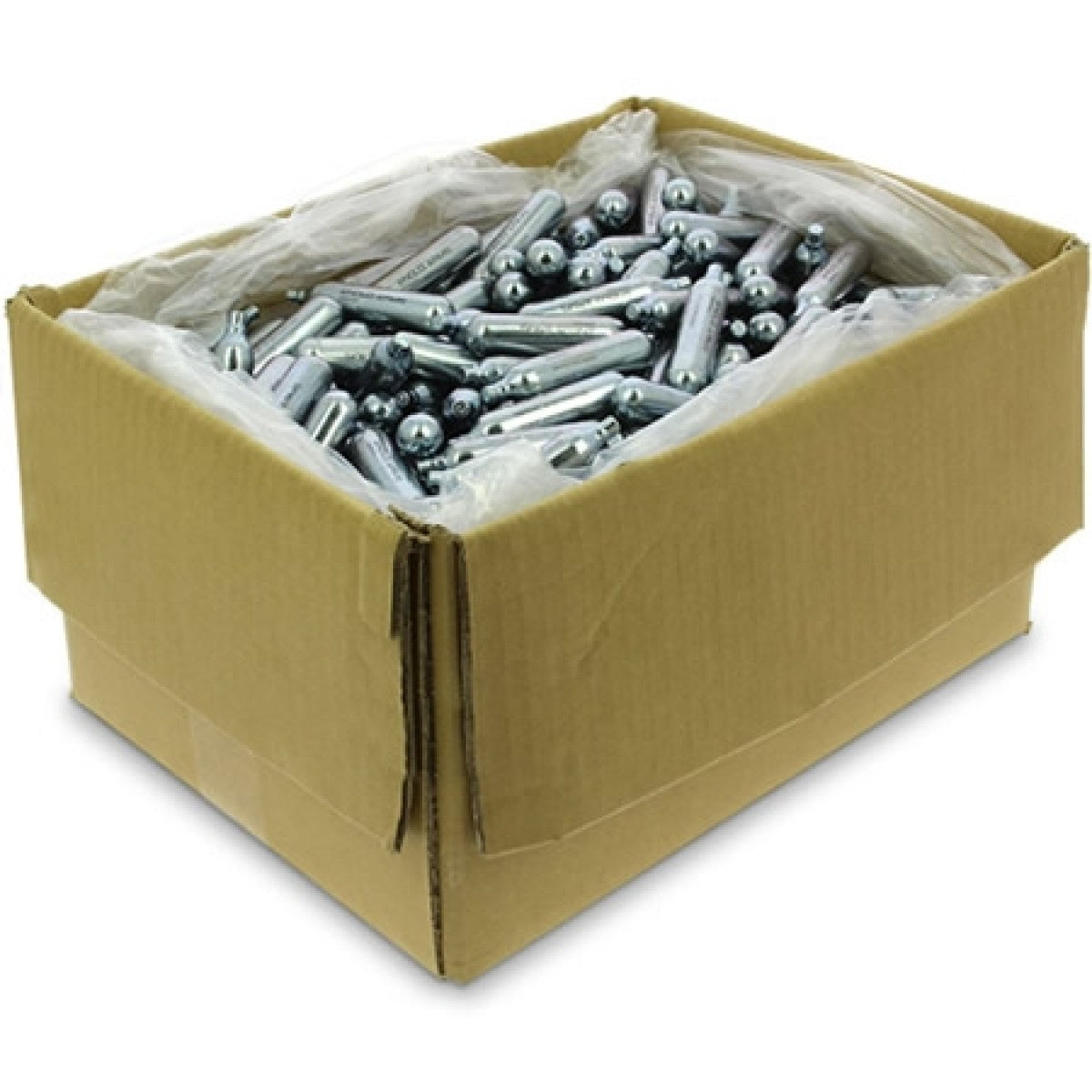 500 C02 12G GAS CARTRIDGES FOR PISTOL / RIFLE