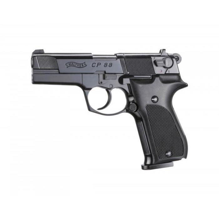 WALTHER CP88 BLACK .177