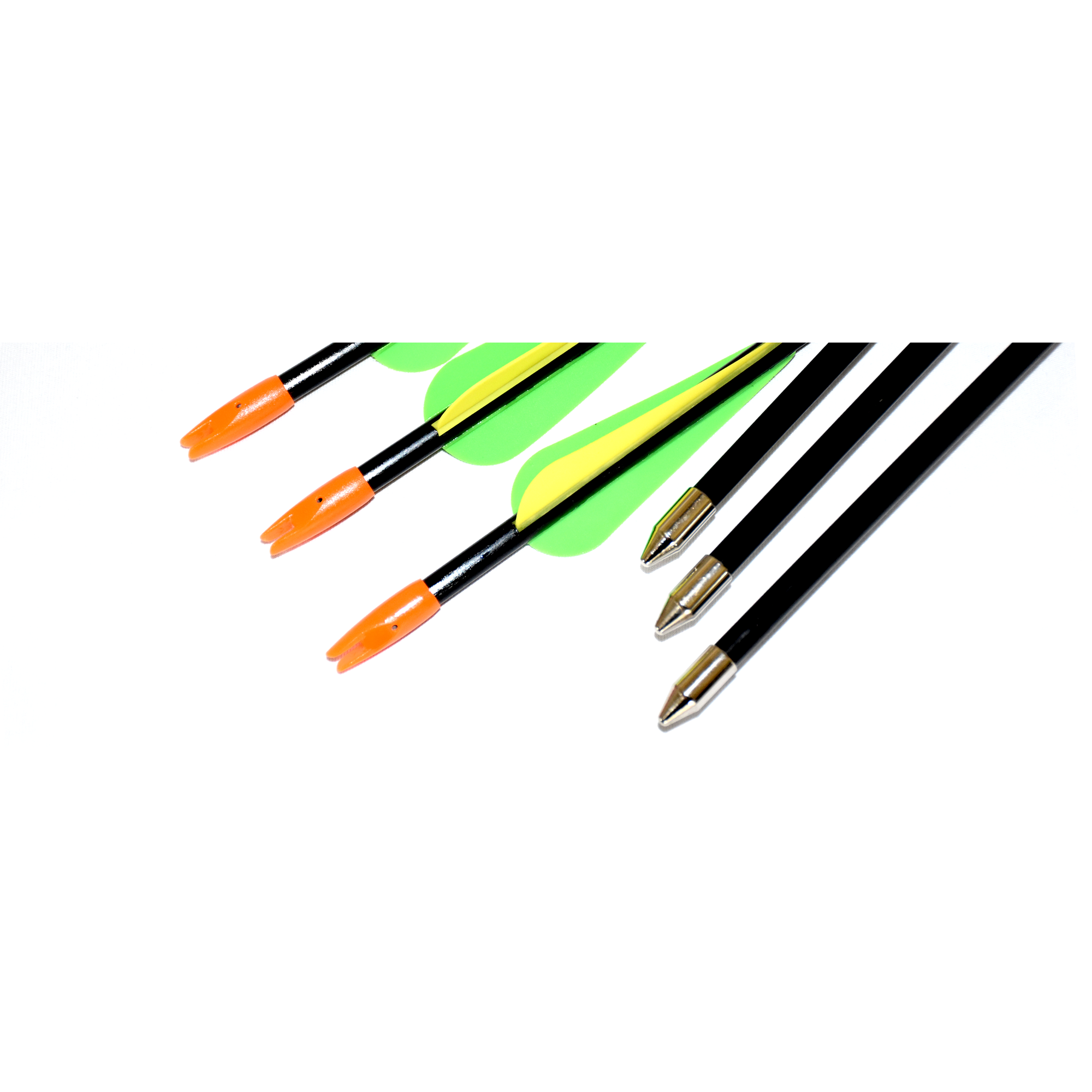 HORI-ZONE 26 FIBERGLASS ARROWS 3 PACK - AirGuns-Liverpool