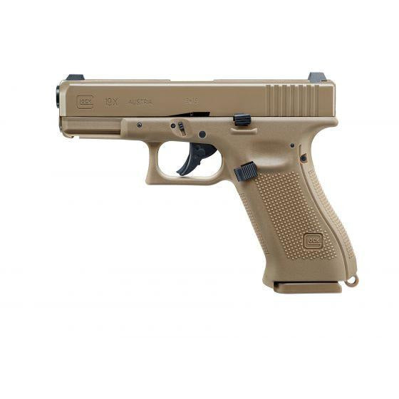 UMAREX GLOCK 19X (BLOWBACK)  .177 (BB)