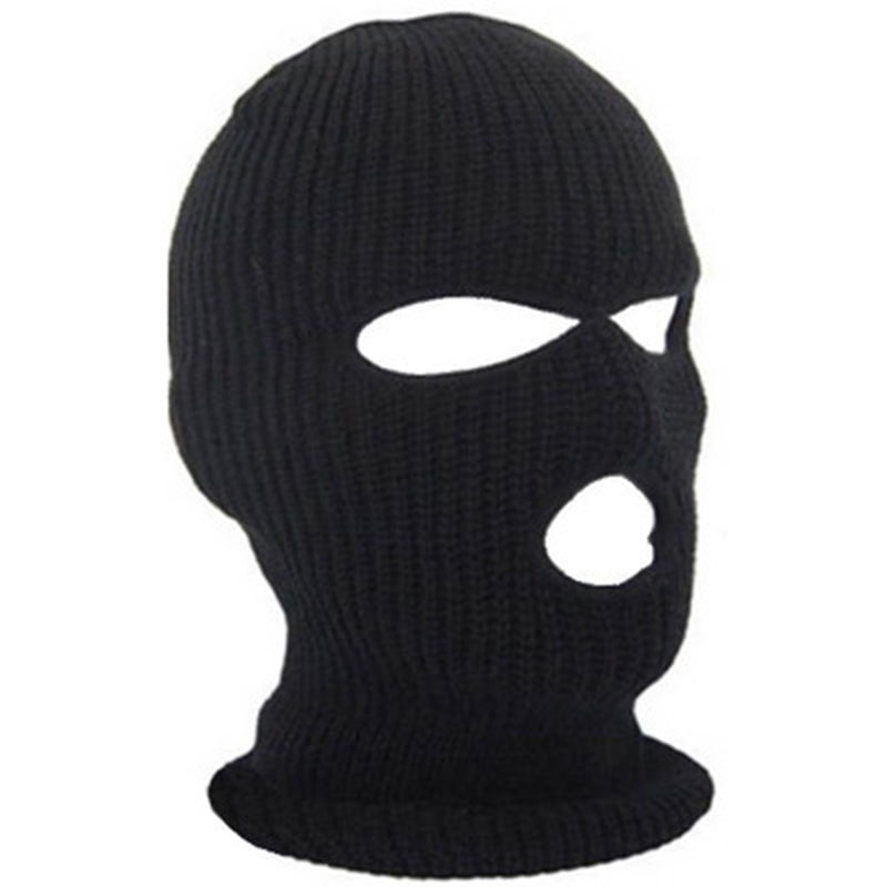 ACR Balaclava 3-Hole Black