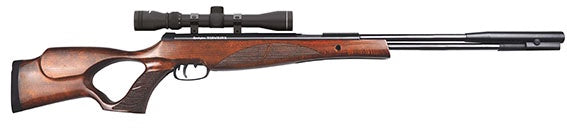 REMINGTON WARHAWK .22 THUMBHOLE UNDERLEVER