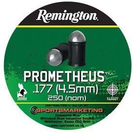 REMINGTON PROMETHEUS .177 PELLETS - AirGuns-Liverpool