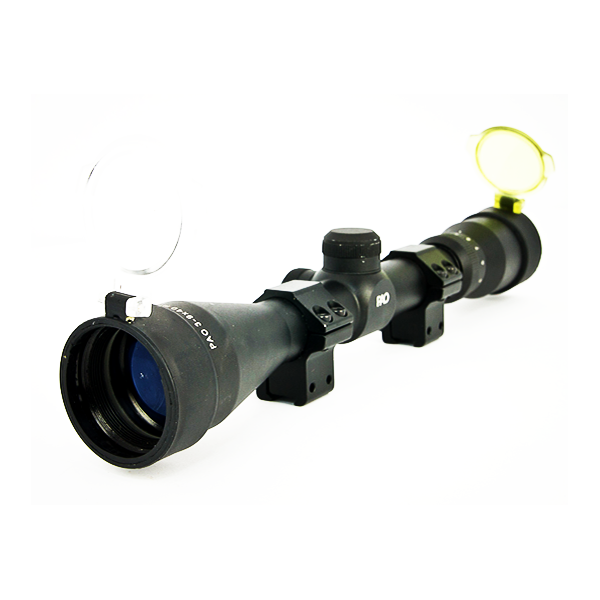 PAO 3-9x50 SCOPE - AirGuns-Liverpool
