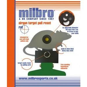 Milbro Pull TargetS - AirGuns-Liverpool