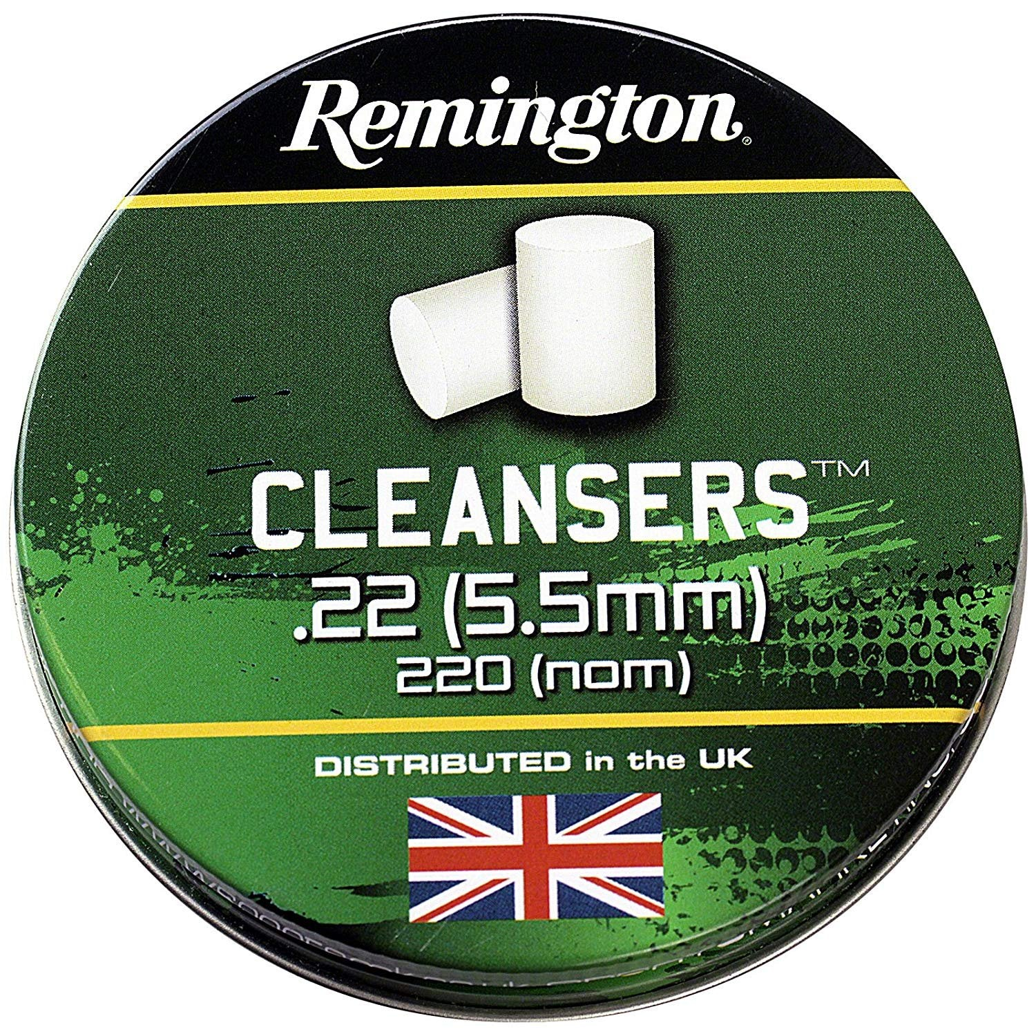 REMINGTON .22 CLEANSER PELLETS - AirGuns-Liverpool