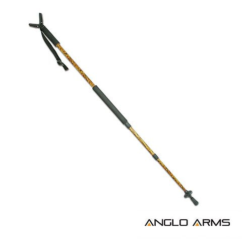 ANGLO ARMS ADJUSTABLE CAMO HUNTING (RIFLE) STICK