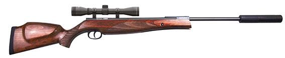 REMINGTON SABRE .22 AIR RIFLE & SCOPE