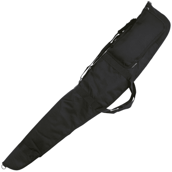 Anglo Arms Gunbag, Black with Padded Liner - AirGuns-Liverpool