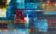 "Load image into Gallery viewer, Creating Change 36""x60"" Original"