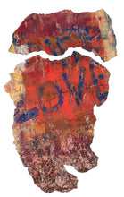 "Load image into Gallery viewer, Tainted Love 42""x69"" Original"