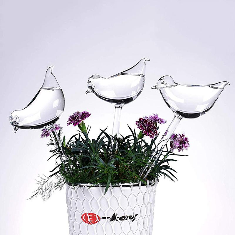 Dove Watering Globes
