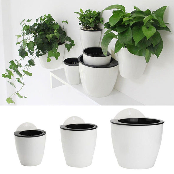 Find the perfect Self watering pot for you on Indoor Garden Nook