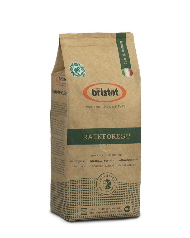 Rainforest Alliance Certified Coffee  Premium Selection
