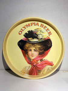 Olympia Beer Vintage Serving Tray