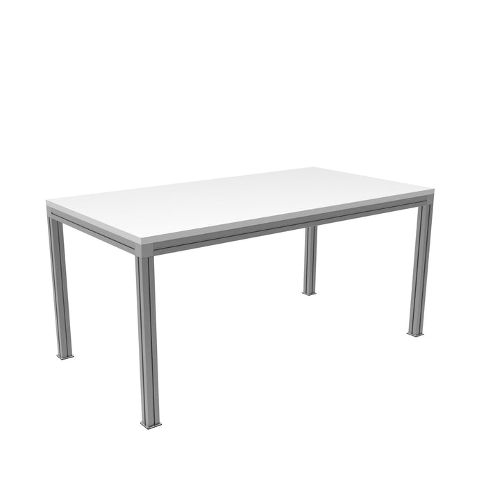 Table 64''x 34'' x30'' (IL-TABAC643430) RHO Aluminium