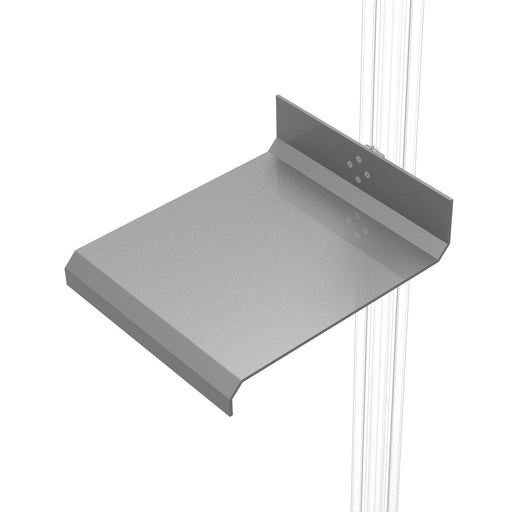 Tablette pour colonne simple (IL-AL1414) RHO Aluminium