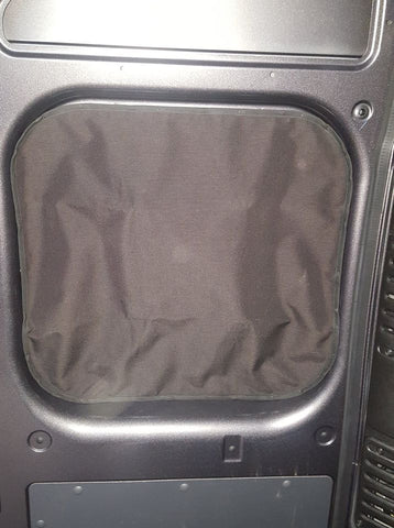 rear door window insulated magnetic window cover down by the river curtains