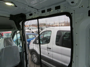 Ford Transit Sliding Door Magnetic Mosquito Screen - Low Roof - Down by the River Curtains