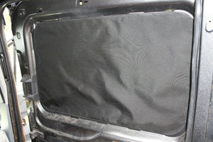 Ford Transit Magnetic Insulated Window Cover - Passenger Side Rear Quarter Panel - Mid Roof - Down by the River Curtains