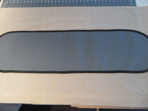 "Ford Transit Magnetic Insulated Window Cover - 10"" x 33"" CRL - Low Roof - Down by the River Curtains"