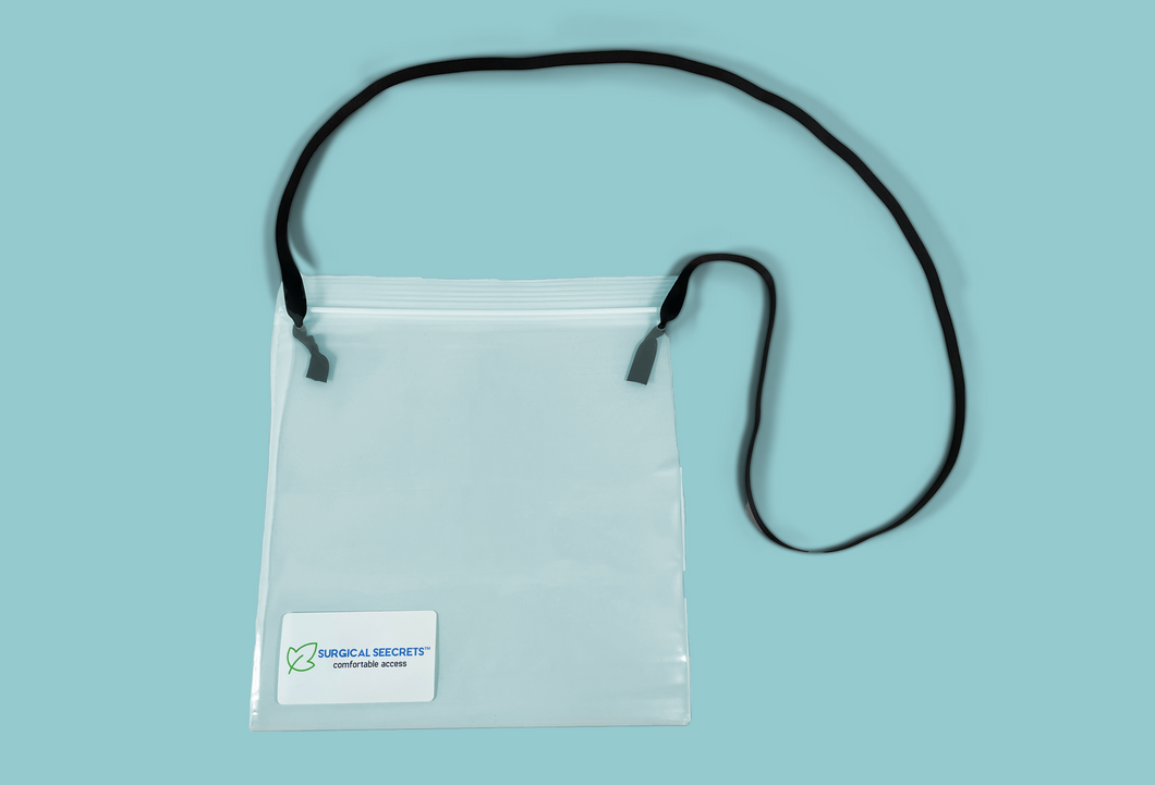 Seecret Shower Drain Bag