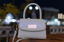 Load image into Gallery viewer, Baby Blue Pastel Mini Bag