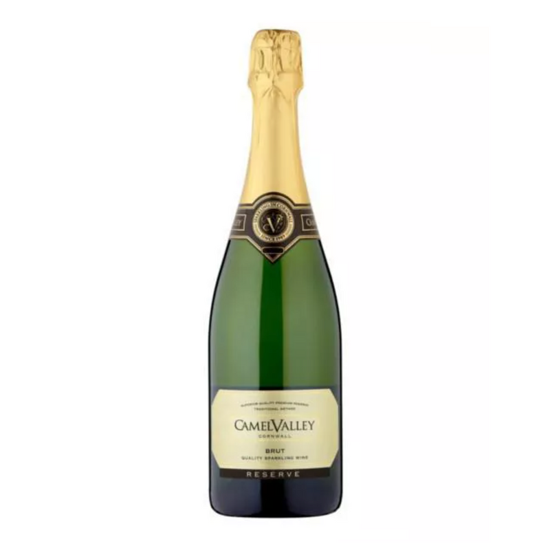 Camel Valley Sparkling Brut, Cornwall, England 2015