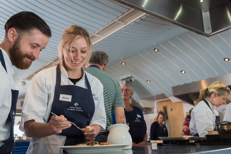 Four day cookery course