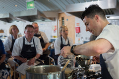 Two day cookery course