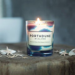 Porthdune by Jill Stein - Moroccan rose, pink pepper and patchouli candle