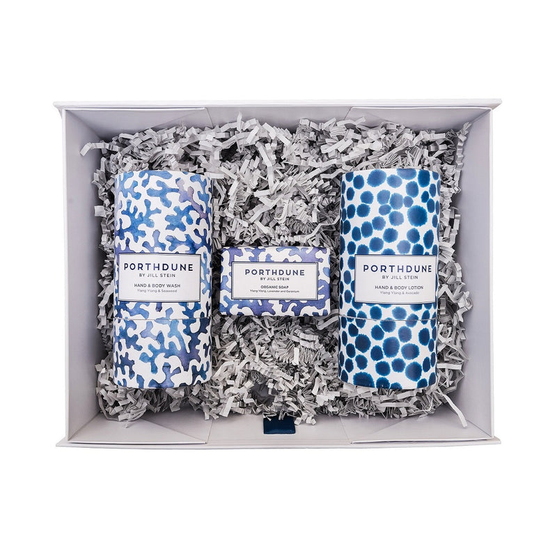 Porthdune by Jill Stein - Skincare Gift Set