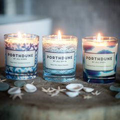 Porthdune by Jill Stein -  Ylang ylang, lavender and geranium candle