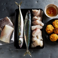 Fresh Fish Box From Cornwall