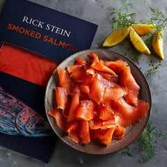 Rick Stein Smoked Salmon - The Breakfast Cure