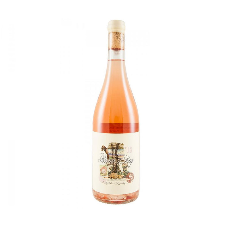 Lukas Van Loggerenberg 'Break a Leg' Rosé, South Africa 2019