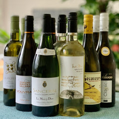Charlie's Stay at Home White Wine Selection