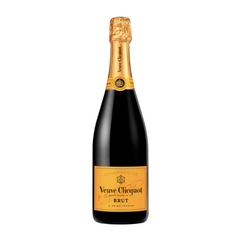 Champagne Veuve Clicquot Yellow Label NV, France
