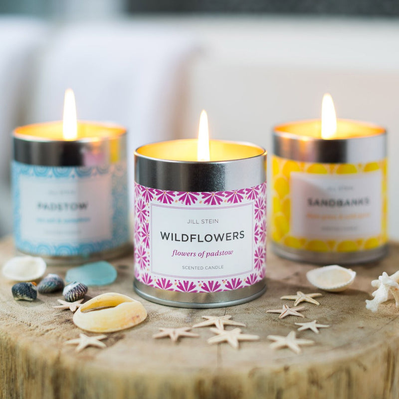 Jill Stein Candles - mix and match