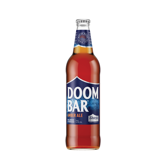 Doom Bar (case 8x500ml), Sharp's Brewery, Cornwall